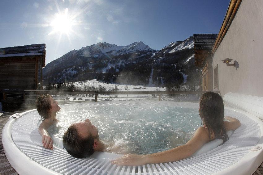 Détente et relaxation - © Christophe Pallot / Agence Zoom