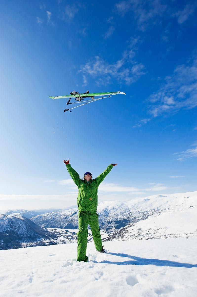 Voss Fjellandsby - Myrkdalen - © Terje Rakke