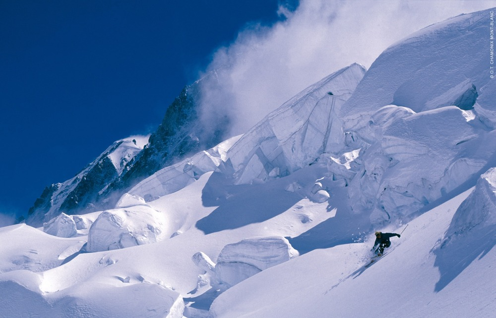Grands Montets, Chamonix - © Chamonix Tourist Office