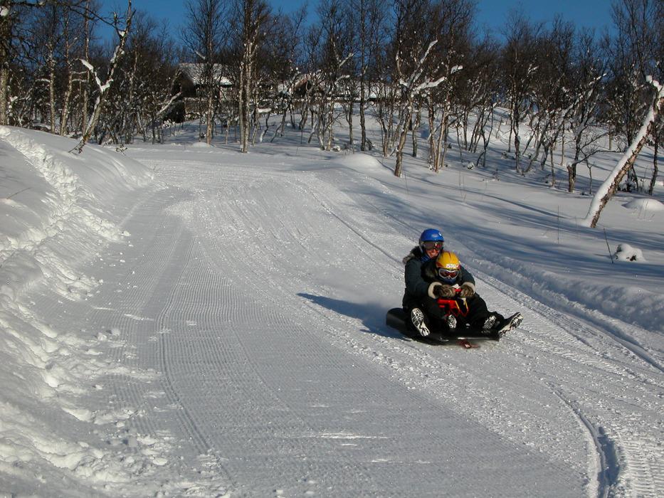 Skarslia ski resort - © Skarslia