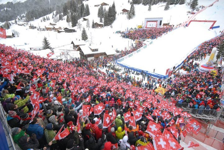 Adelboden  - © FIS Alpine World Cup Tour