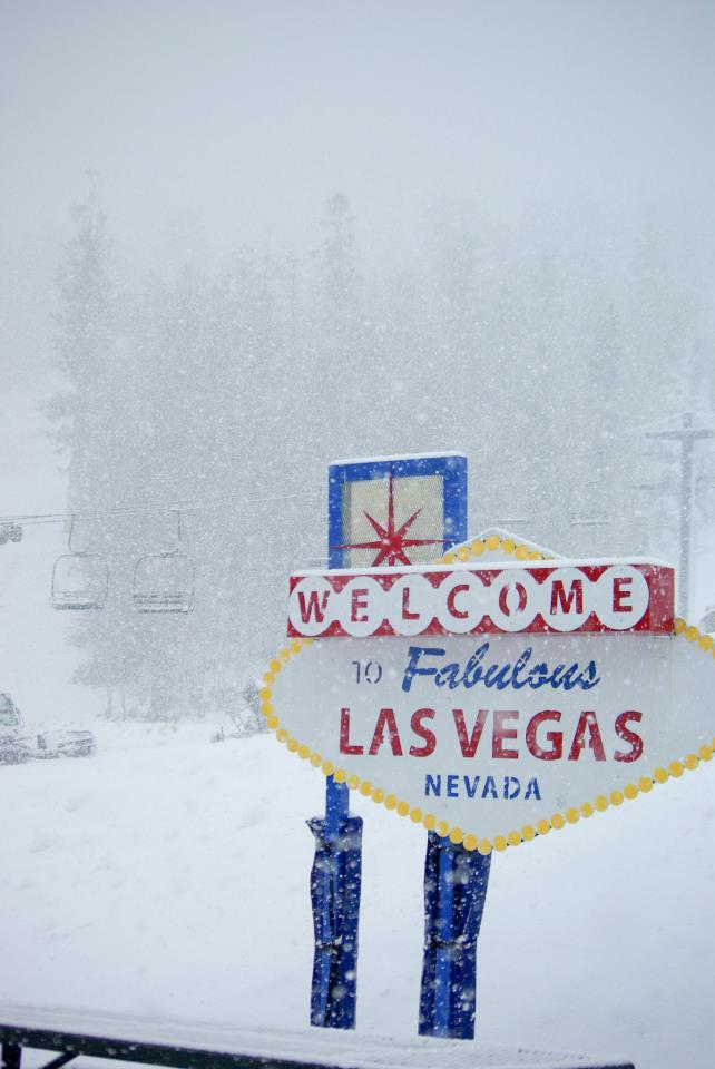 Las Vegas Ski and Snowboard Resort - © Las Vegas Ski & Snowboard Resort