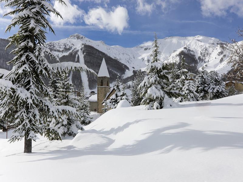 Auron, Cote d'Azur Montagne - © R Palomba - Stations du Mercantour