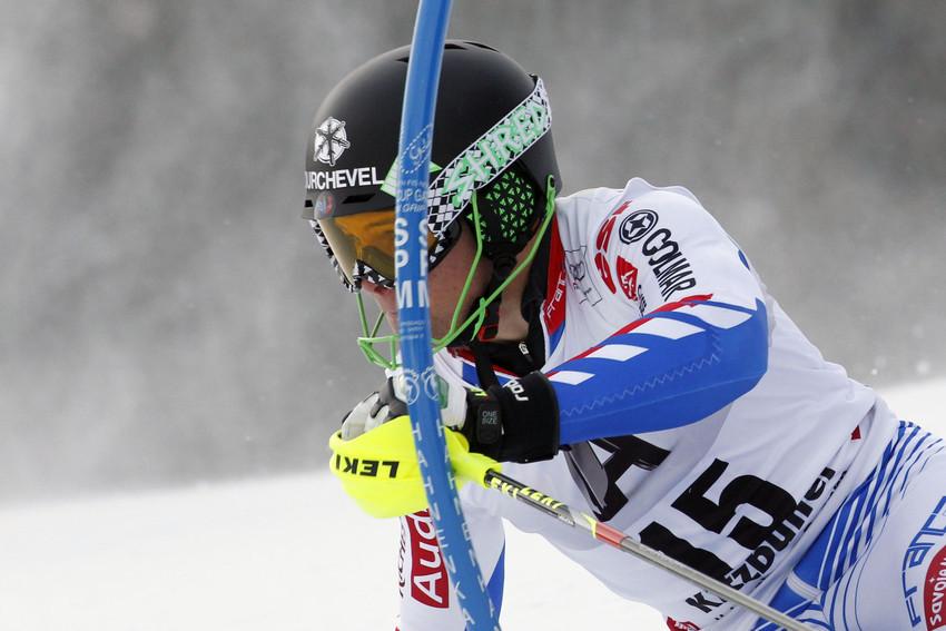 Alexis Pinturault wird Zweiter der Kombination von Kitzbühel - © Christophe Pallot/AGENCE ZOOM