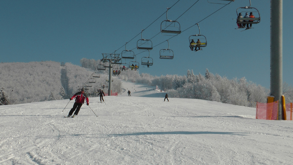Ski Resort Mosorny Groń - © Polskie Koleje Linowe