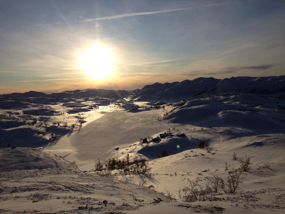 Rauland - Vierli - Raulandsfjell - © Helge Jenssen