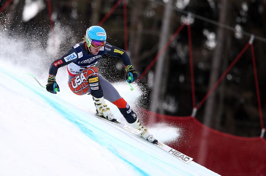 Ted Ligety ist schon jetzt einer der WM Top-Stars: Er gewann sein zweites Gold in der Super-Kombination - © Alexis Boichard/AGENCE ZOOM