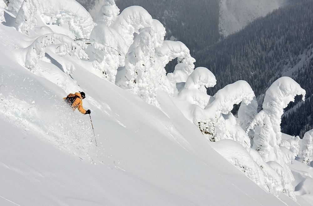 Photo Courtesy Canadian Mountain Holidays