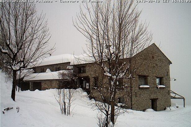 Abetone - webcam 12.02.13