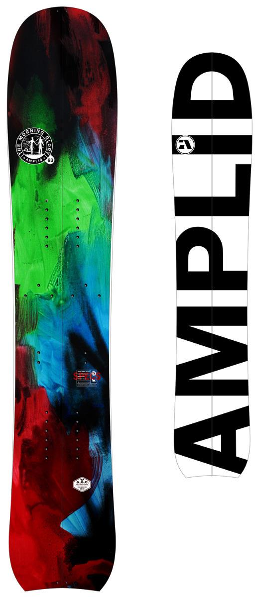 Amplid The Morning Glory Splitboard - © Stefan Drexl