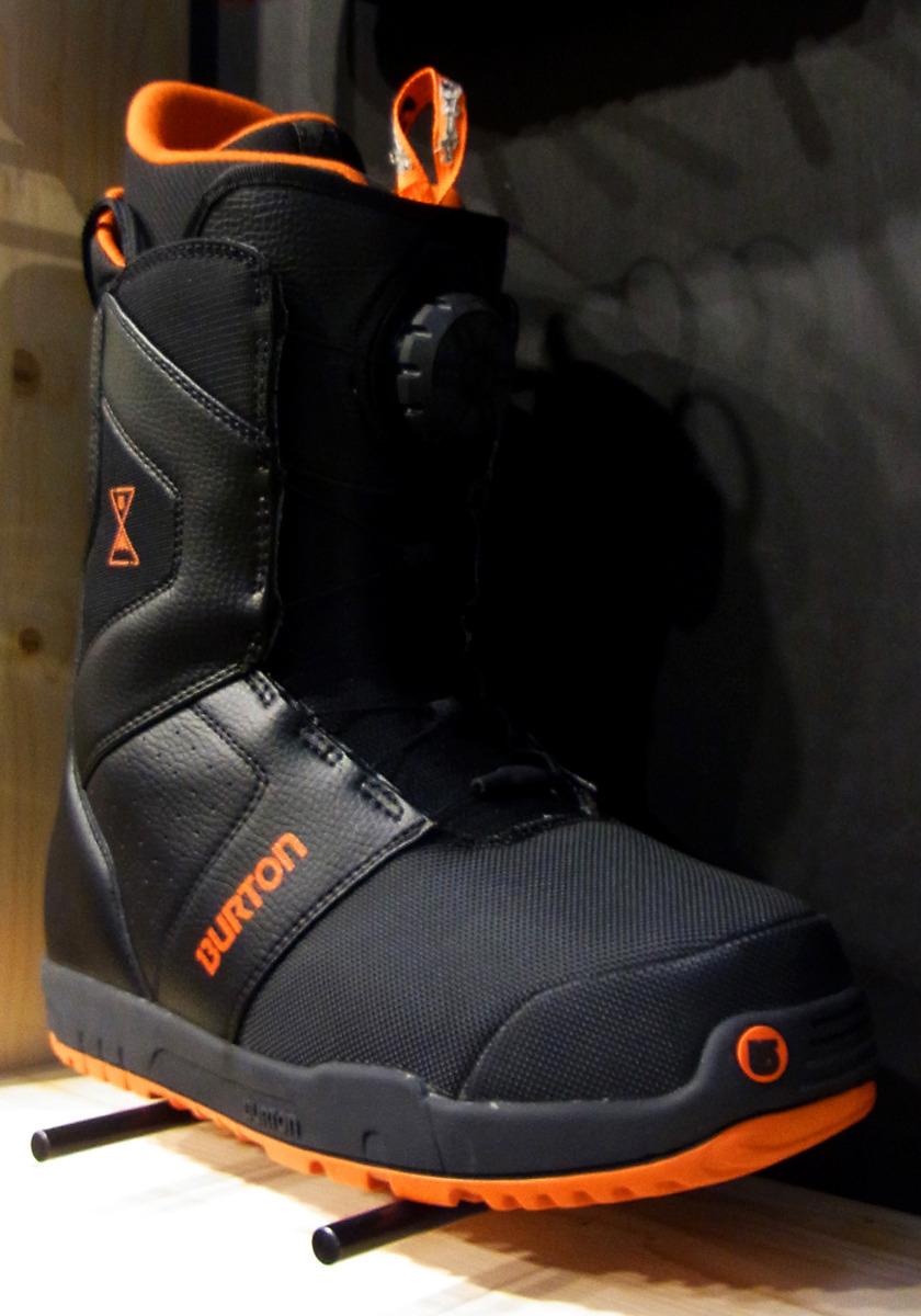 Burton Progression SD Boot - © Stefan Drexl