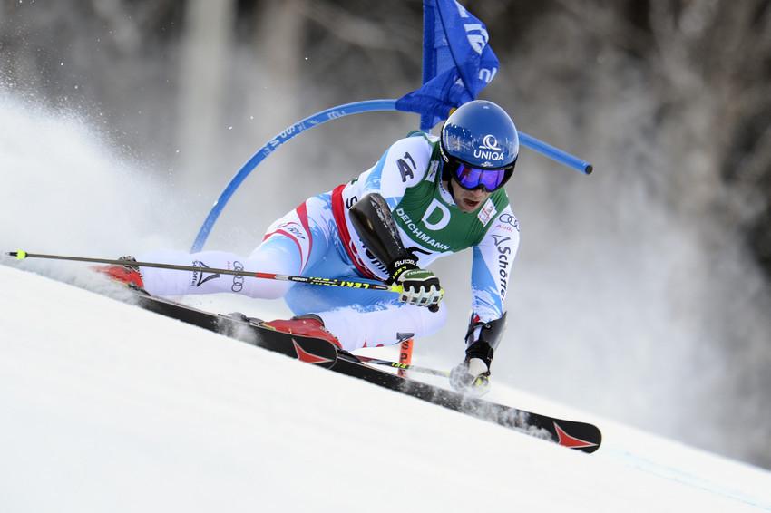 Benni Raich wurde drittbester Österreicher und belegte Platz 9 - © Alain Grosclaude / Agence Zoom