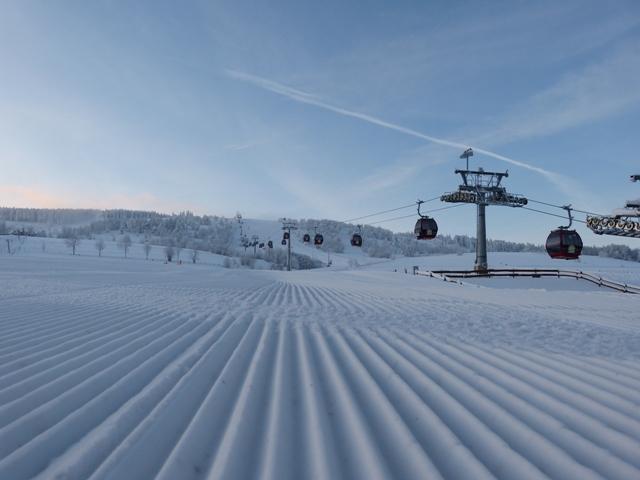 Die Pisten warten auf euch! - © Skigebiet Willingen