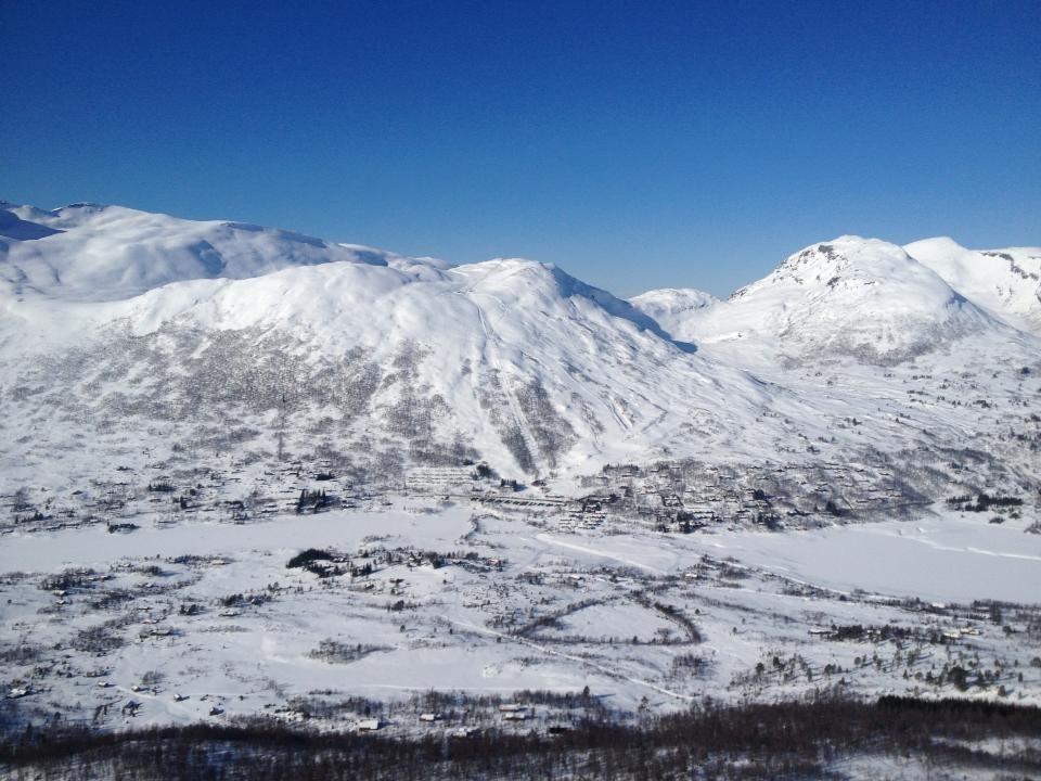 Sunnmørsalpane Ski Arena