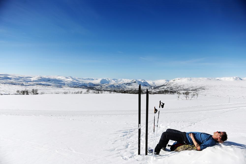 Påske på Hovden  - © Anders Martinsen / Destinasjon Hovden