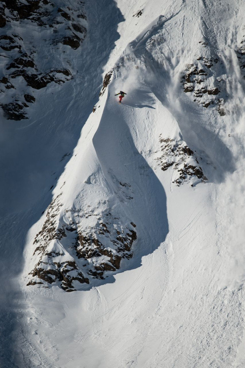 Freeride World Tour 2013 - Fieberbrunn (AUT) - © freerideworldtour.com / DCarlier