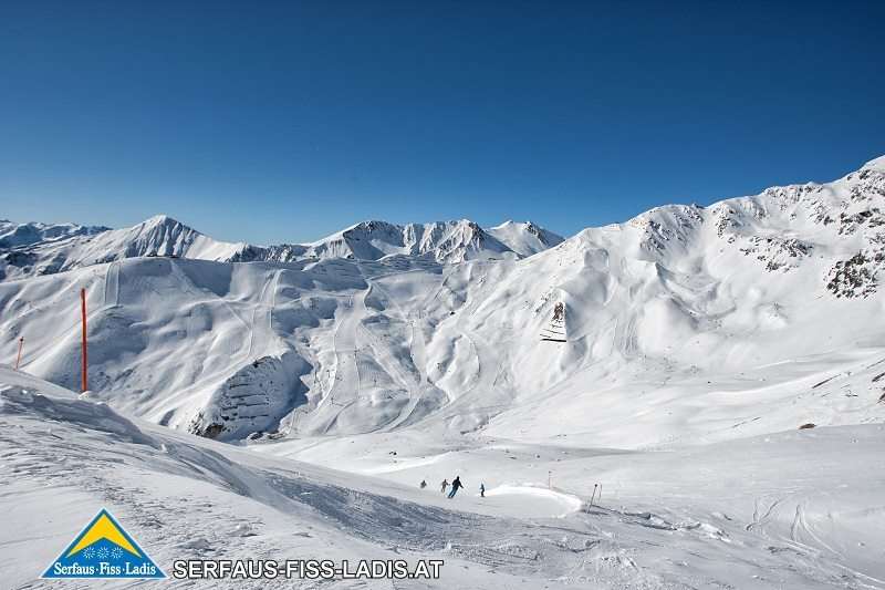Serfaus on March 16th, 2013 - ©Serfaus-Fiss-Ladis