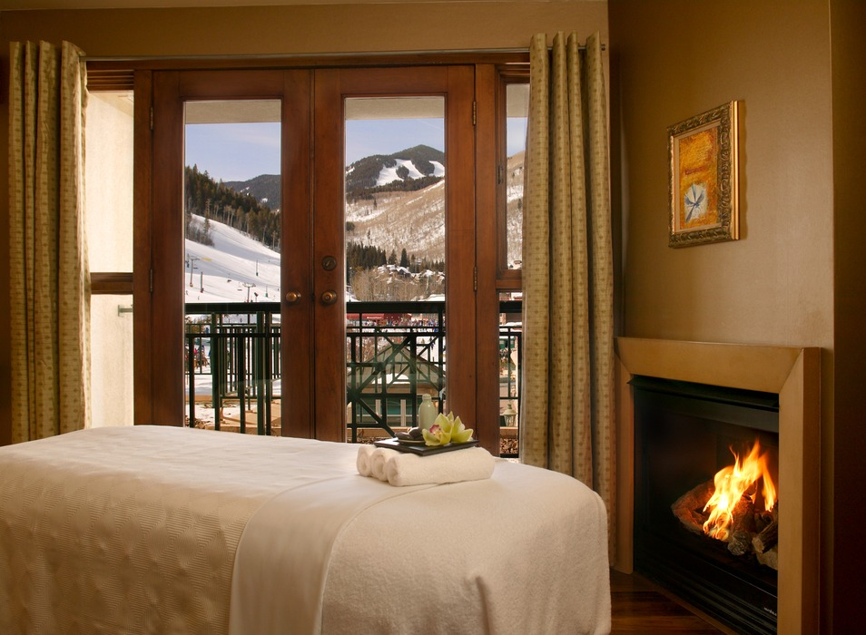 Great views from the room at the Park Hyatt Beaver Creek Resort and Spa. - © Park Hyatt Beaver Creek Resort and Spa