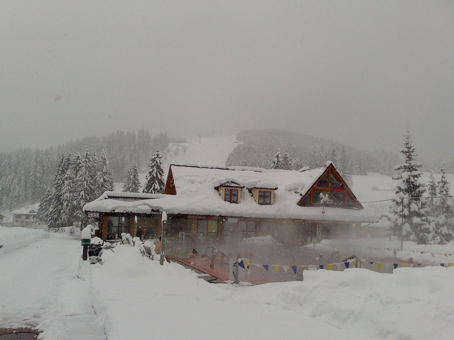 Meander Skipark Oravice - © Marián Ševčík