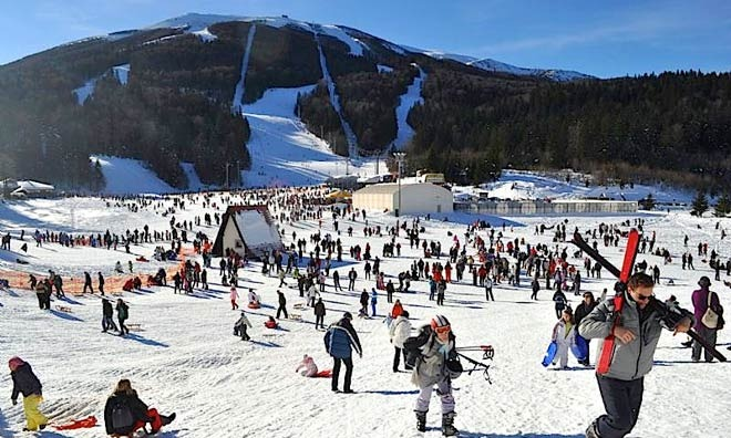 Ski Bjelasnica in Bosnia
