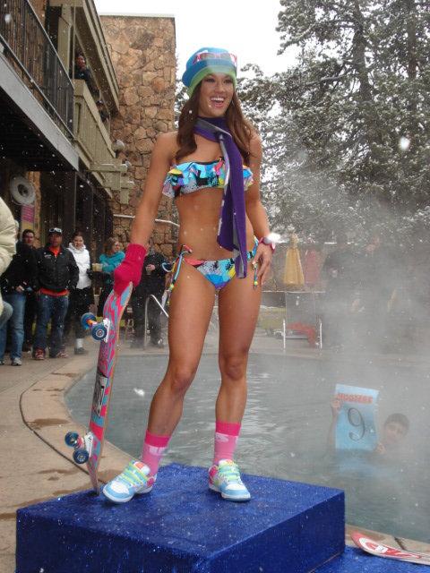 Hooters Bikini Competition