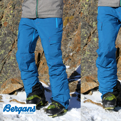Pants Norrona Gore Røldal Insulated Tex ikZXTOPu