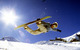 Saas fee is known to provide a good snowpark also in the Autumn - ©Saas Fee Tourism