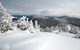 Grab a breathtaking 360 degree view from atop Smuggs' Madonna Mountain peak. Photo Courtesy of Smugglers' Notch.