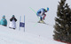 U.S. Downhiller Ted Ligety hits the jump at the U.S. Ski Team Speed Center At Copper. Photo Courtesy Copper Mountain Resort and Tripp Fay.