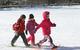 La raquette à neige, c'est facile et rigolo - © Maison du Tourisme Monts Jura