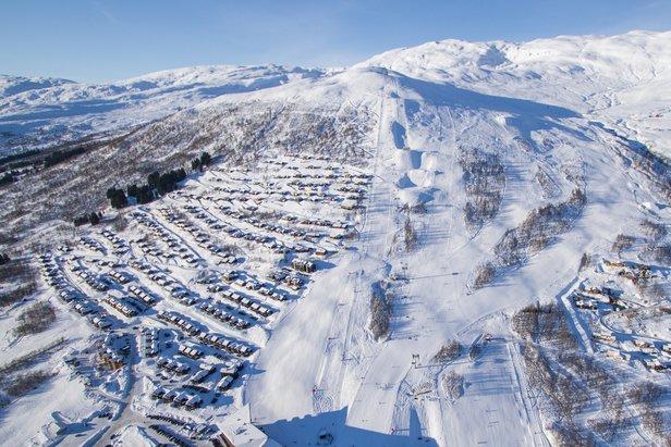Voss Fjellandsby i Myrkdalen med ny identitet