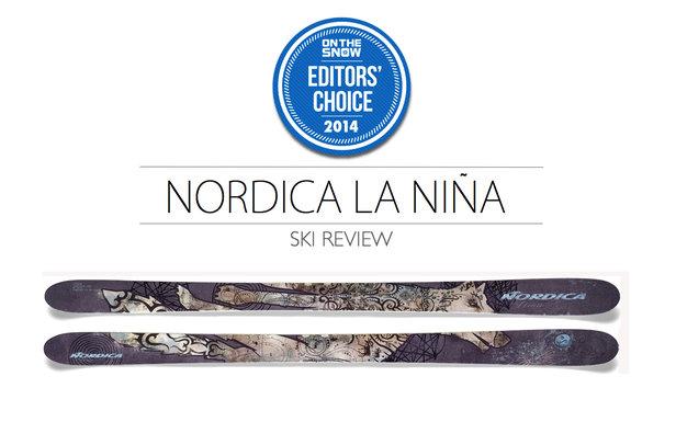 2014 Women's Powder Ski Editors' Choice: Nordica La Niña