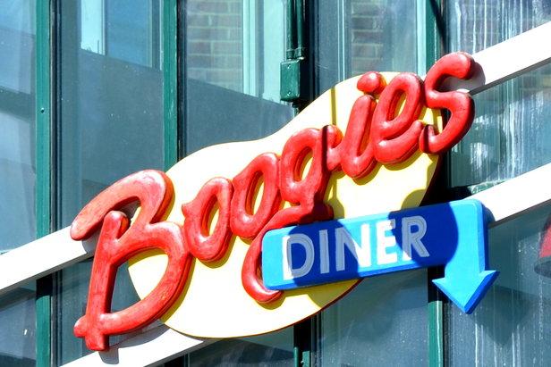 Boogie's Diner - ©Shannon Lukens
