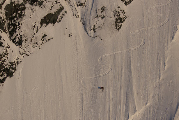 Gear Giveaways, Ski Movie & Big Mountain Legend Coming to a Town Near You- ©Eric Layton