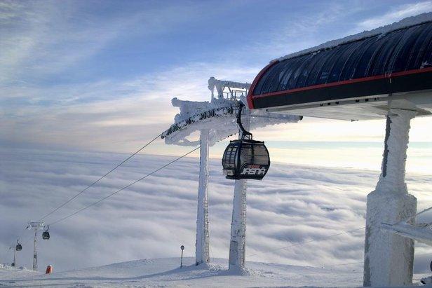 Sciare low cost nell'Est Europa- ©Jana Bírová