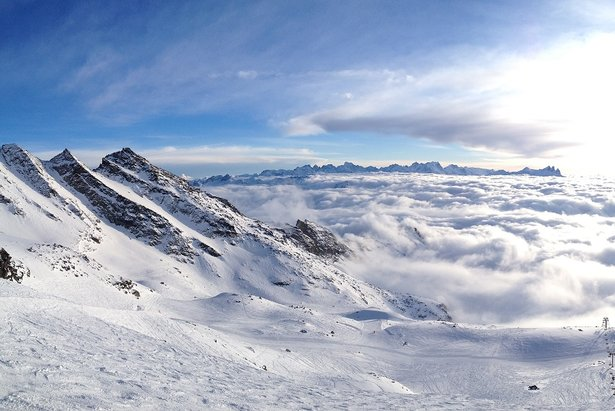 Small ski resorts that pack a punch ©Orelle Tourist Office