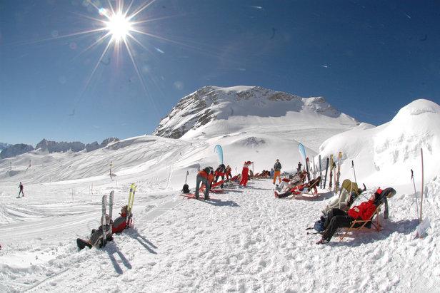 Skifahren an Ostern: Diese Skigebiete haben das richtige Angebot ©Bayerische Zugspitzbahn