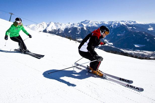 Inverno in Valle Isarco, Alto Adige - Video della skiarea