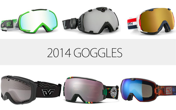 2014 Ski & Snowboard Goggles: Improve Your Outlook This Season