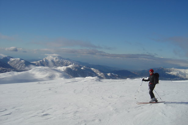 Corsica: A bit of adventure with your skiing- ©Montagnes de Corse.