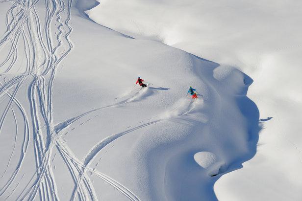 Abenteuer Skisafari: Zehn echte Hot Spots und Angebote für Powderfans- ©Sepp Mallaun / Vorarlberg Tourismus
