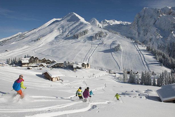 location ski a la clusaz
