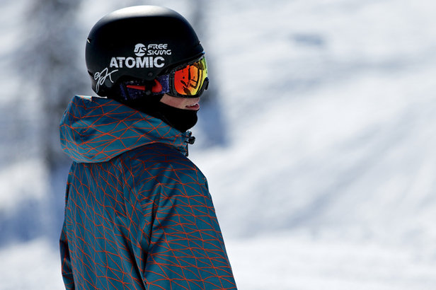 Gus Kenworthy's Steps to a Perfect Telluride Powder Day ©Atomic/Fabian Weber