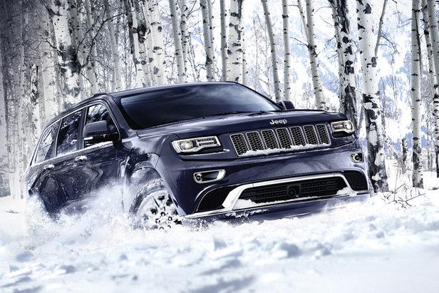 Jeep Grand Cherokee: il Suv più premiato- ©Jeep Grand Cherokee
