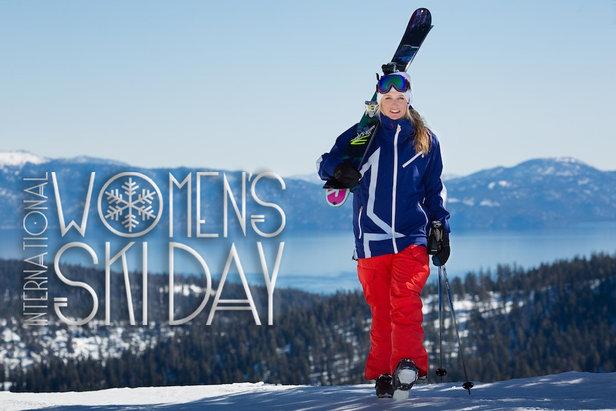 Dziewczyny na stoki! 14 grudnia - International Women's Ski Day 2013