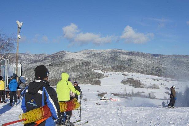 Kluszkowce – Czorsztyn ski