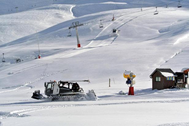 Schneebericht: Nach Neuschnee über Ostern kommt jetzt das Traumwetter zum Saisonende- ©OT Piau Engaly