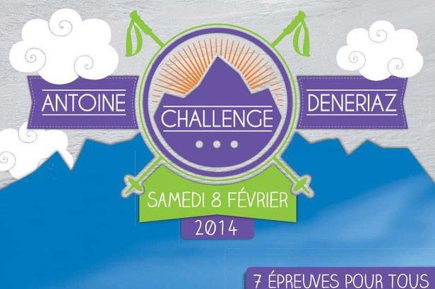 Dénériaz Challenge  Challenge