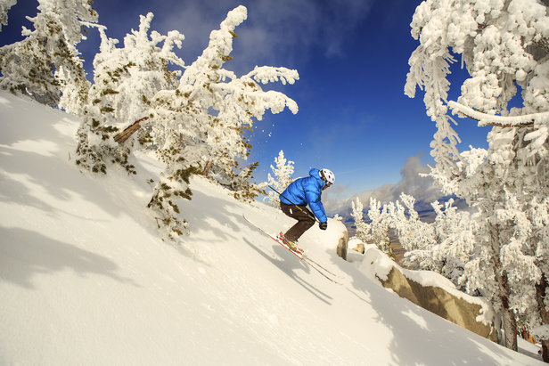 West Coast Conditions Best of Season Heading into President's Weekend - ©Heavenly Ski Resort