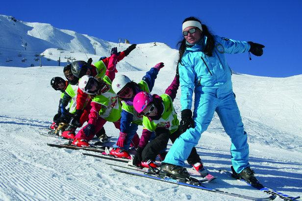 ESI - Ecoles de Ski Internationales pour apprendre à skier ou se perfectionne
